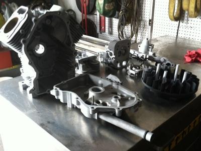 Kohler Mower Engine